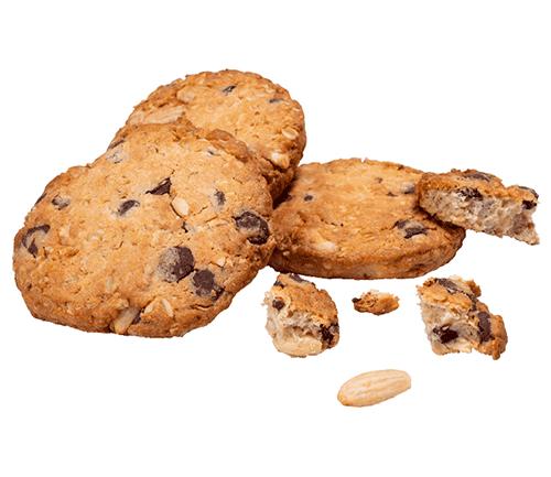 cookies mit schokolad