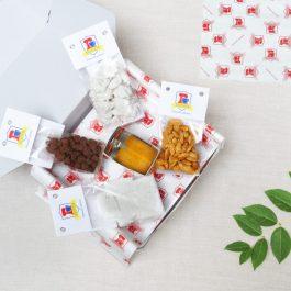 laktosefreie naschbox ohne milchprodukte